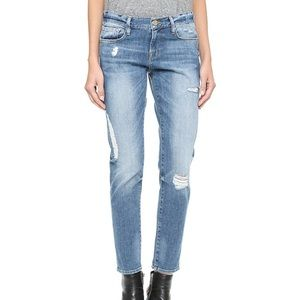 FRAME Denim Le Garcon Jeans in Amherst